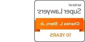 查尔斯·斯特恩超级金沙总站app下载10年徽章